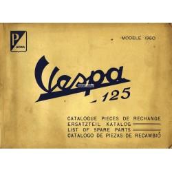 Catalogue de pièces détachées Scooter Acma 125 N