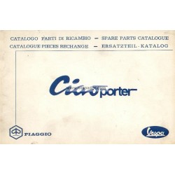 Catalogue Piaggio Ciao Porter CT1T