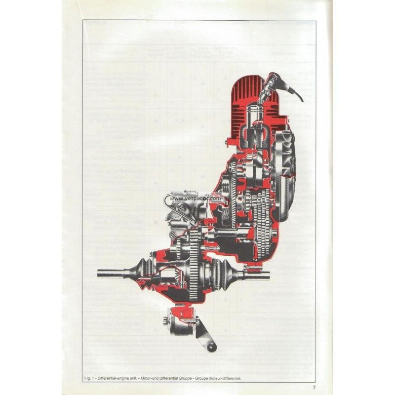 Schema Elettrico Ape Tm 703 : Piaggio ape manual u idea di immagine del motociclo