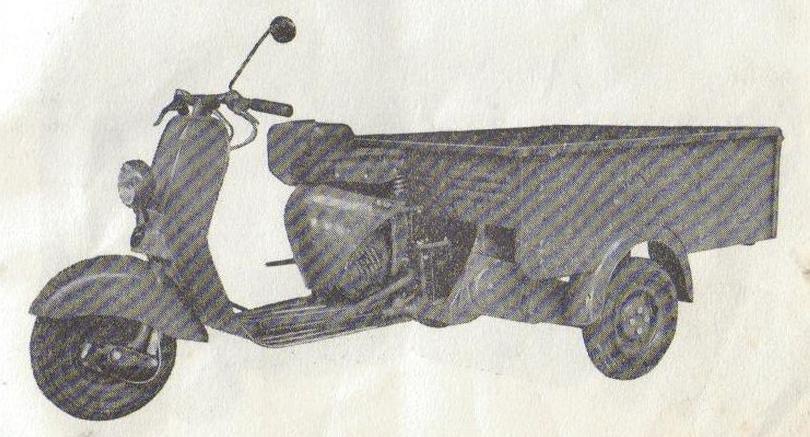 TriVespa Acma 125