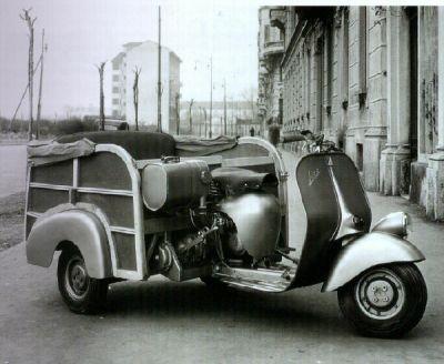 Piaggio Ape B 150 cc