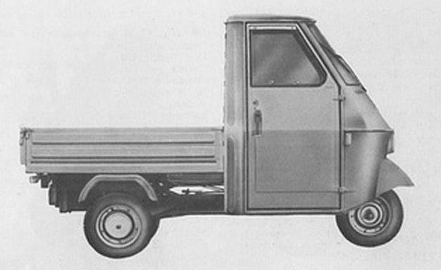 Piaggio Ape P50 TL3T