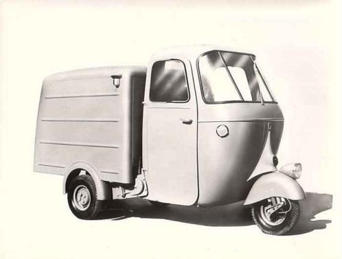 Piaggio Ape C 150 cc