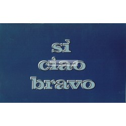 Manuale de Uso e Manutenzione Piaggio Ciao, Piaggio Bravo, Piaggio SI, 1987