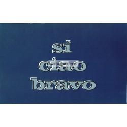 Normas de Uso e Entretenimiento Piaggio Ciao, Piaggio Bravo, Piaggio SI, 1987