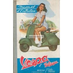 Manuel Technique d'Atelier Scooter Acma 1952 + TriVespa