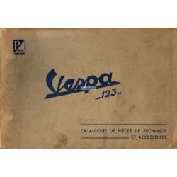 Catalogue de pièces de rechange Acma 1950 , Acma 1951, Acma 1952 et Acma 1953