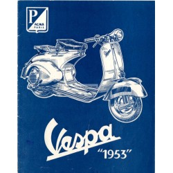 Advertising for Scooter Acma 1953