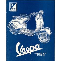 Anzeigen fur Scooter Acma 1953