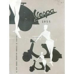 Publicité pour Scooter Acma 1955