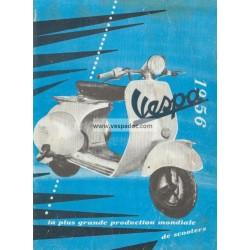 Publicité pour Scooter Acma 1956