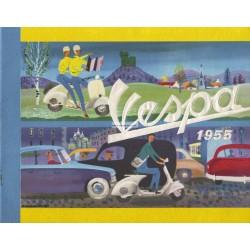 Publicité, Livret pour Scooter Acma 1955