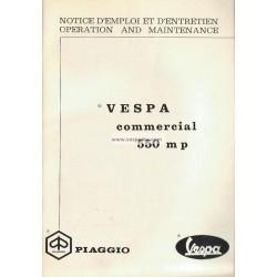 Documentazione Completa Piaggio Ape 500 MPR
