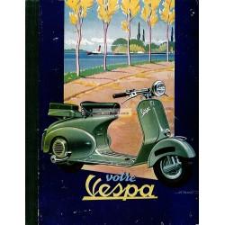 Werkstatthandbuch Vespa Acma 1953