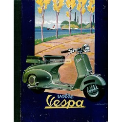 Workshop Manual Vespa Acma 1953