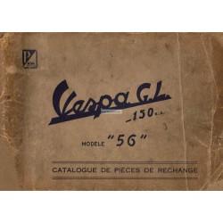 Catalogue de pièces détachées Scooter Acma 150 GL