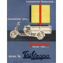 Les publicités, les réclames d'époque et les documents commerciaux
