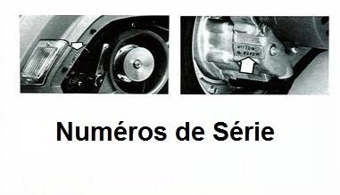 Numéros de série